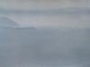 L'eau se mélange au ciel 40x61cm